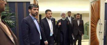 دیدار روسای جمهوری کشور عزیزمان ایران و پاکستان